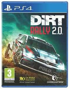 Dirt Rally 2.0 for PS4 (IMPORT) £19.95 @ TheGameCollectionOutlet / Ebay