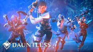 Fortnite Battle Royale, Dauntless, The Cycle, Unreal Tournament (PC Game) Free @ Epic Games