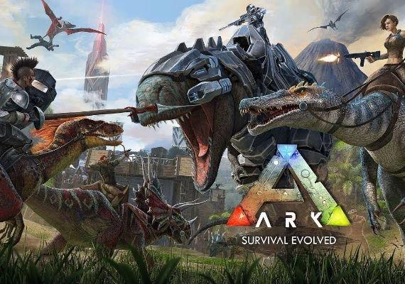 ARK: Survival Evolved Steam PC - £6.85 @ Gamivo
