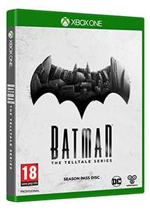 Batman: The Telltale Series (Xbox One) for £7.85 Delivered @ Base