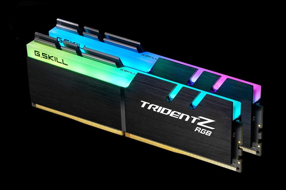 G.Skill Trident Z RGB Series 16 GB (2 x 8 GB) DDR4 3000 MHz Memory Kit - £83.99 at Amazon