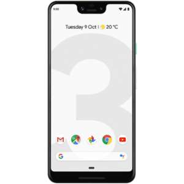 Google Pixel 3 XL Grade B | Sim Free Unlocked | White/Black & Pink Available £399.97 @ Laptops Direct