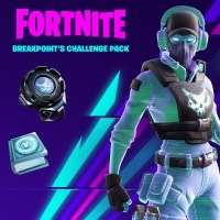 Fortnite: Battle Royale - Breakpoint's Challenge Pack - £7.99 at PSN