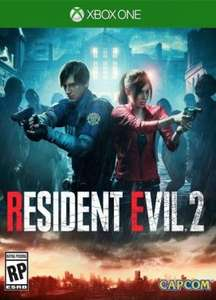 Resident Evil 2 Xbox One Pre-owned £20 / Read Dead Redemption 2 PS4 £20.14 delivered w/code @ Music Magpie ebay (Read Description)