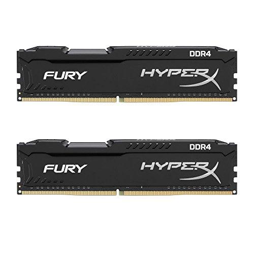 HyperX FURY DDR4 16 GB (2x8 GB), 2666 MHz CL16 DIMM Memory Kit - £53 at Amazon France