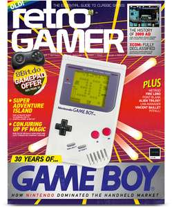 6 Month Subscription to Retro Gamer and free 8bitdo M30 joypad £25 @ My Favourite Magazines