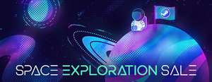 Up to 80% off - Space Exploration Sale / Free to Play Games @ Steam