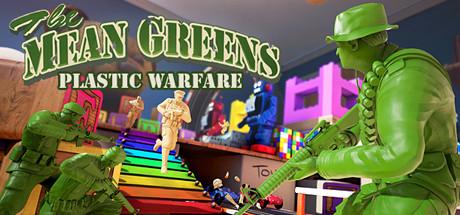 The Mean Greens Plastic Warfare - PC Steam - 79p at Steam Store