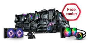 MSI MPG X570 GAMING EDGE WIFI + Cooler Master Masterliquid ML240L + $25 steam voucher + more gifts - £215.47 at Scan