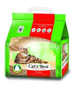 Okoplus Cats Best Original Clumping Cat Litter 10 Litre (4.3 kg) (Need to order 3 for free delivery) £7.49 + £4.49 delivery non prime Amazon