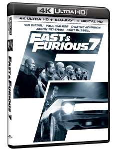 Fast & Furious 4k UHD + Blu-ray Movies £8.99 each delivered with new customer code @ Zoom