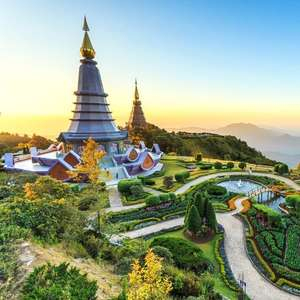 (1 Adult & 1 Child) 8 Nights in Chiang Mai (Thailand) £316.50p/p (Departing LGW / March departure / Incl' 23kg baggage) @ MyTrip/Booking.com