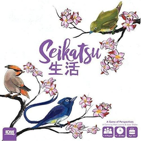 Seikatsu Board Game £16.99 delivered @ 365games
