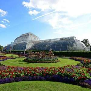 Visit to Kew Gardens and Palace for Two £22 (£11p/p) / Helicopter Tour for Two with Bubbly £39 (£19.50p/p) @ Buy a Gift (Using code)
