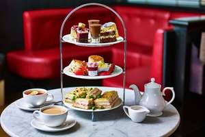 Afternoon Tea for Two at Café Rouge £18 (£9pp) using code @ Red Letter Days