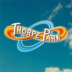 Thorpe park Resort Season annual pass £45 via Eagle Radio