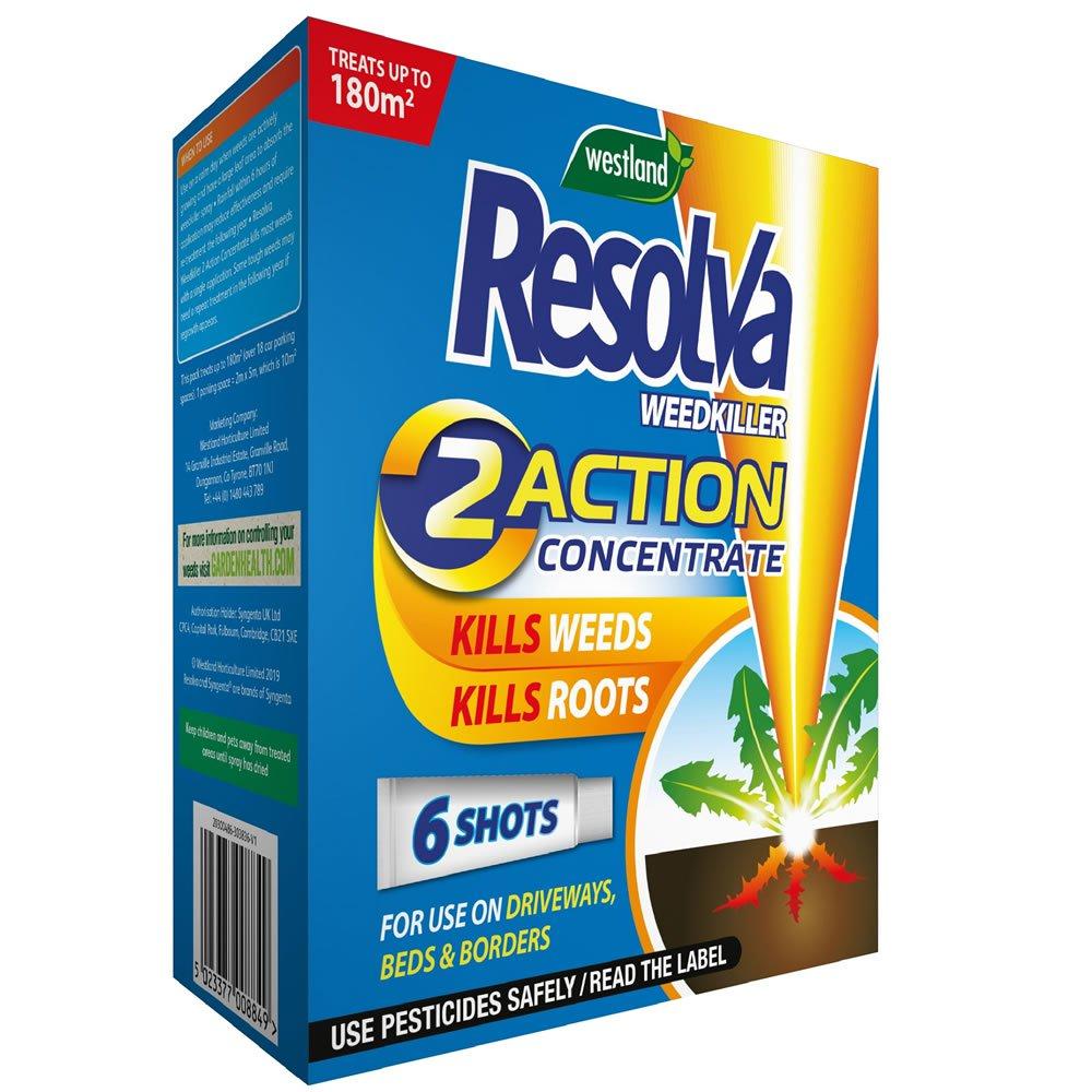 Asda garden chemicals sale - e.g. Resolva Weedkiller for £2.24 instore (was £8.97)