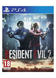 Resident Evil 2 Remake (PS4) £22.85 Delivered @ Base