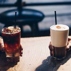 Caffe Nero - Buy One Iced Drink Get Another Free with O2 Priority