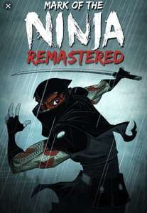 Mark of the Ninja: Remastered (switch) @ Nintendo eshop - £11.69