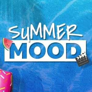 Summer Mood: Choose 2 films for £1.90 each @ CHILI with code (rent)