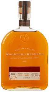 Woodford Reserve Distiller's Select Kentucky Straight Bourbon Whiskey, 70cl - £18 (+ £3.99 Delivery) @ Amazon Pantry