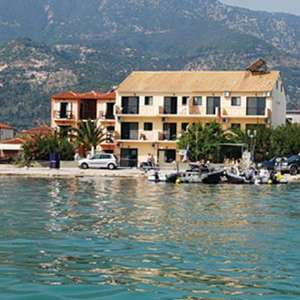 From Gatwick: School Holidays 24-31 July 7 Nights S/C Lefkada, Greece £205.09pp (Family of 3) - £615.26 @ Olympic