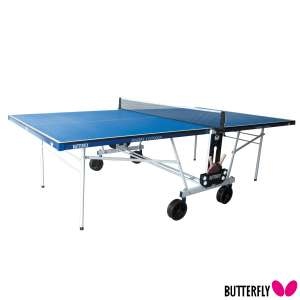 Butterfly Signature 4 Outdoor 9ft Table Tennis Table with 2 Bats, 4 Balls and Cover £299.99 delivered @ Costco