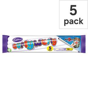 Curly Wurly 5 pack £1 in Tesco