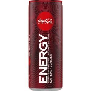 Free Cold Coke Energy Sugar and No Sugar Drinks at London Waterloo