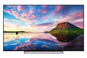 Toshiba 43U5863DB 43 Inch SMART 4K UHD HDR LED TV Freeview Play Supports Alexa Manufacturer refurbished - £183.99 @ Ebay electrical-deals