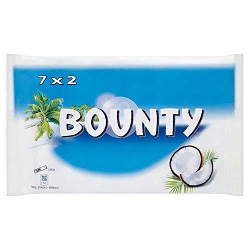 Bounty 7 pack 399g £1.50 in Tesco