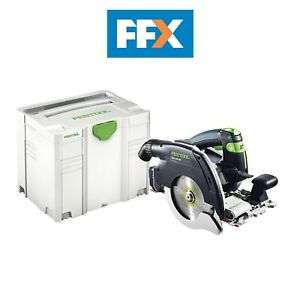 Festool HKC55 18V Cordless saw with one battery in Systainer £211 at FFX Ebay