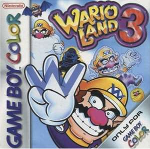 Wario Land 3 (3ds) £2.24 with 25 gold points @ Nintendo Shop
