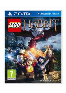 LEGO The Hobbit (Playstation Vita) £8.99 Delivered @ Base