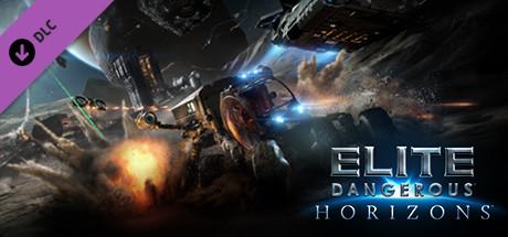Elite Dangerous: Horizons Season Pass - £4.99 Steam Store