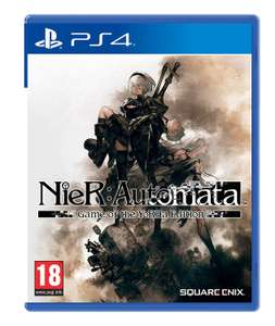NieR: Automata Game of the YoRHa Edition (PS4) £15.99 (Prime) £18.98 (None-Prime) Delivered @ Amazon