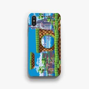 Official Sega Phone Cases (Sonic / Altered Beast / Streets of Rage) £3.99 delivered @ Sega Shop