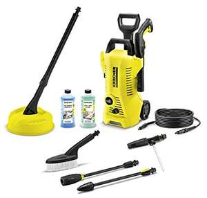 Karcher K2 Premium Full Control 1400W 110 Bar Car and Home Pressure Washer £66.66 @ Argos Ebay