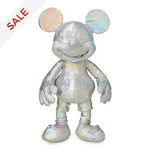 Disney Store Mickey Mouse Memories Soft Toy, 12 of 12 (was £25) Now £10 plus more in the up to 50% Off Sale @ Shop Disney