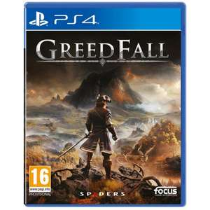 Greedfall PS4/Xbox £33.20 at The Game Collection