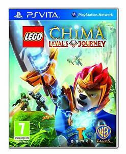 LEGO Legends of Chima: Laval's Journey (PS Vita) £4.99 Delivered @ FunboxMedia via eBay