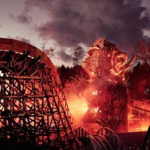 Two Alton Towers tickets for £10 (£13 inc Times Trial) - July to Oct  dates inc weekends and school holidays @ Times+ online
