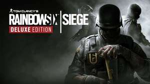 Tom Clancy's Rainbow Six Siege - Deluxe Edition £9.87 @ Fanatical