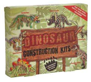 Professor Puzzle Dinosaur Construction Kit £2.50 @ Argos - (Free C&C)