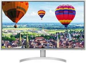 "LG 32"" Monitor - 32QK500 QHD IPS LED Monitor £197.91 (using code) @ Ebuyer / Ebay"