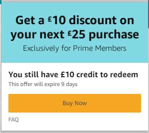 £10 Amazon credit for installing Amazon Assistant on Google Chrome or Mozilla FireFox (select accounts) @ Amazon (Prime)