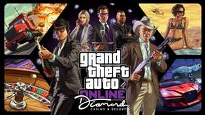 Master Penthouse in the Diamond Casino & Resort - GTA Online (PC, Xbox One & PlayStation 4) Free @ Twitch Prime