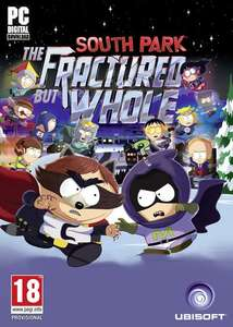 South Park: The Fractured But Whole (UPlay) £4 with code @ 2Game