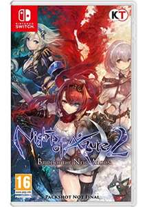 Nights of Azure 2: Bride of the New Moon - Nintendo Switch £17.85 @ Base